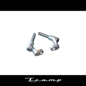 TRAMP CYCLE トランプサイクル / ターンシグナルステー(フロント用) ハーレーダビッドソン 社外品HARLEY DAVIDSON TOT-036