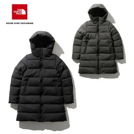 【XLサイズ対応】THE NORTH FACE WS Down Shell Coat NDW91964 ウインドストッパーダウンシェルコート(レディース) ノースフェイス
