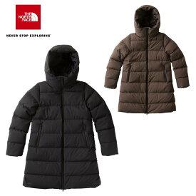 【XLサイズ対応】THE NORTH FACE WS Down Shell Coat NDW91864 ウィンドストッパーダウンシェルコート(レディース) ノースフェイス
