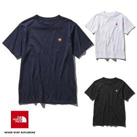 【XXLサイズ対応】THE NORTH FACE S/S Small Box Logo Tee NT31955 ショートスリーブスモールボックスロゴティー(メンズ) ノースフェイス 半袖Tシャツ