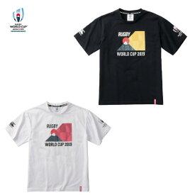 【メール便発送】canterbury RWC2019 ティーシャツ(メンズ) VWD39422 カンタベリー