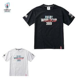 【メール便発送】canterbury RWC2019 ティーシャツ(メンズ)VWD39421 カンタベリー