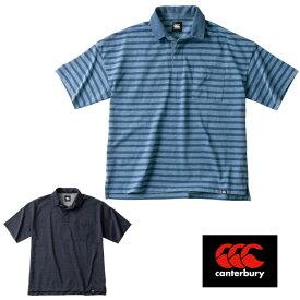 CANTERBURY ショートスリーブドライミックスラガーシャツ RA39059 カンタベリー