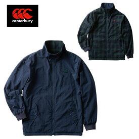 【3Lサイズ対応】canterbury REVERSIBLE JACKET RA79573 リバーシブルジャケット (メンズ) カンタベリー ブルゾン