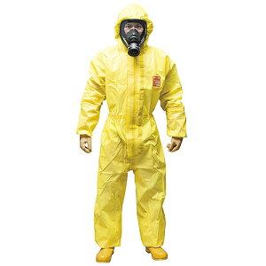 【防護服/保護服】シゲマツマイクロケム3000XXXLサイズ【重松/作業服】