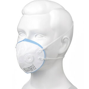 重松防じんマスク使い捨て式防塵マスクDD12-S1-DS1(10枚入)【シゲマツ/作業/工事/医療用/粉塵】