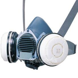 シゲマツ/重松 防毒マスク GM81S Mサイズ【ガスマスク/作業/工事】【RCP】