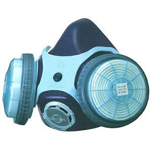 興研防じんマスク 取替え式防塵マスク 1122R-03型-RS2 【作業/工事/医療用/粉塵】【RCP】