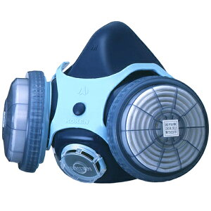興研防じんマスク 取替え式防塵マスク 1121R-08型-RL2 【作業/工事/医療用/粉塵】【RCP】