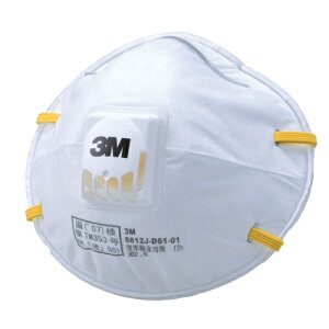 マスク 3M/スリーエム 使い捨て式防塵マスク 8812J-DS1 (10枚入) 【防じん/作業/工事/医療用/粉塵/花粉対策】【RCP】