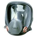 【送料無料】【3M/スリーエム】 防毒マスク 6000F (全面形面体) 【ガスマスク/作業】【RCP】