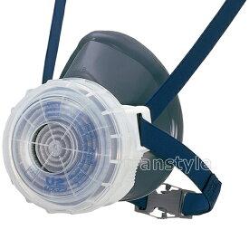 シゲマツ/重松防じんマスク 取替え式防塵マスク DR76U2S-RL2 M/Eサイズ 【作業/工事/医療用/粉塵】【RCP】