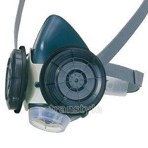 シゲマツ/重松防じんマスク 取替え式防塵マスク DR28SL2W-RL2 M2サイズ 【作業/工事/医療用/粉塵】【RCP】