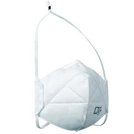 シゲマツ/重松マスク 使い捨て式防塵マスク DD02-S2-DS2 (10枚入) 【防じん/作業/工事/医療用/粉塵/PM2.5/花粉対策】