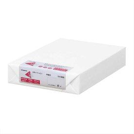 パソコン・周辺機器 PCサプライ・消耗品 コピー用紙・印刷用紙 印刷用カラーペーパー 長門屋商店 カラーペーパー B5 中厚口 白 500枚パック ナ-4251