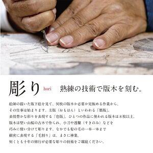 熟練職人の手作り希少浮世絵平塚東海道五十三次歌川広重復刻版浮世絵日本のお土産に最適海外で大人気インテリア