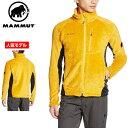 MAMMUT マムート アウトドアウェア ゴブリン アドバンスド ジャケット (GOBLIN Advanced Jacket) フリースジャケット 1010-2...