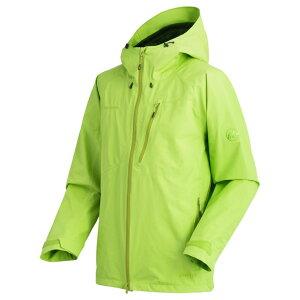 MAMMUT マムート GORE-TEX ALL WEATHER Jacket Men ゴアテックス オールウェザージャケット メンズ 1010-26180 4571 ■アウトドア 登山 スキー スノーボード 軽量 防水