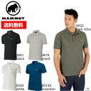 MAMMUT マムート ポロシャツ MATRIX PORO SHIRT マトリックス ポロシャツ 1017-00400 メンズ■アウトドア 登山 半袖 …