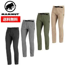 【30%OFFクーポン!10/31(土)23:59まで】MAMMUT マムート メンズ AEGILITY Slim Pants AF Men 1022-00271 アウトドア パンツ ボトムス