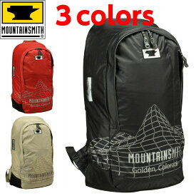 【8%OFFクーポン配布!9/19 20:00-9/24 1:59】MOUNTAIN SMITH マウンテンスミス 15L GOLDEN 15 40115 ■バッグ リュック 軽量 ハイキング 通学 旅行