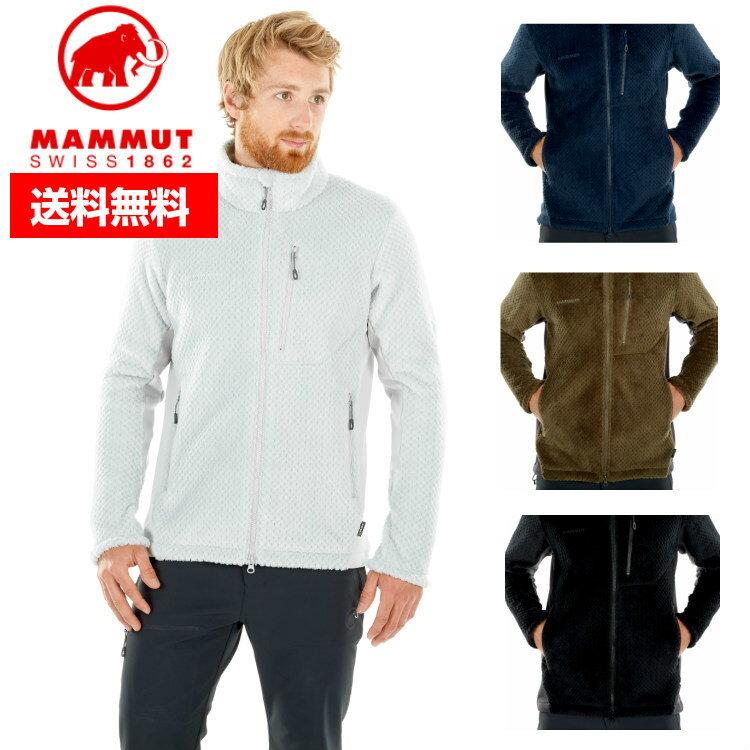 MAMMUT マムート 【フリース】GOBLIN Advanced ML Jacket Men 1014-22991 ゴブリン アドバンスド ML ジャケット メンズ■人気 フリース アウトドア 2018FW ブラック ネイビー ホワイト 保温 トレッキング