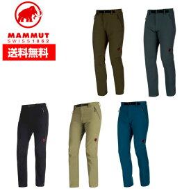 MAMMUT マムート アウトドア SOFtech TREKKERS Pants Men1020-09760 ソフテック トレッカーズ パンツ■登山 トレッキング ストレッチ 定番