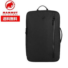 21春夏 MAMMUT マムート ユニセックス(メンズ レディース) Seon Transporter 25 0001(black) 2510-03911 バックパック デイパック リュックサック ザック バッグ