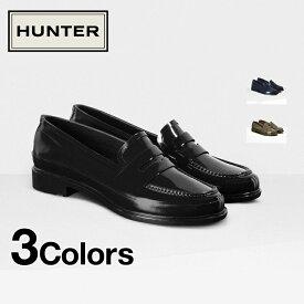HUNTER ハンター オリジナル ペニーローファー WFF1006RGL ■靴 シューズ 英国 天然ラバー