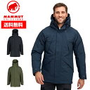 MAMMUT マムート ZUN HS Thermo Hooded Parka AF Men 1010-27571 ZUN HSサーモフーデットパーカーAF メンズ ■人気 ダ…