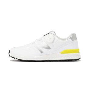 20秋冬NewbalanceGolfニューバランスゴルフメンズレディース(ユニセックス)スパイクレスシューズBOA(UNISEX)UGBS996靴