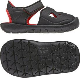 【adidas】アディダス CQ0089 フォルタスイム2 I インファント FortaSwim 2 I [コアBLK/ハイレゾR]【マルチスポーツ/シューズ/キッズ/ジュニア】【RCP】
