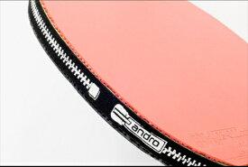 ★即納/あす楽★【andro】アンドロ 14222110 サイドテープ ZIP 10mm*1ラケット【卓球用品】メンテナンス/サイドテープ/卓球/卓球ラケット【RCP】