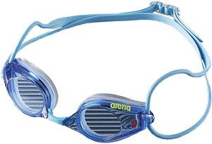 【ARENA】アリーナ AGL200PA-BLU くもり止めスイミンググラス クッションタイプ(PREMIUM ANTI-FOG) [ブルー] 【水泳/競泳/トレーニング/ゴーグル/スイムグラス】 【RCP】