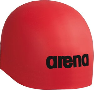 【ARENA】アリーナ ARN9900-RED シリコンキャップ(AQUAFORCE 3D) [レッド] 【水泳/競泳/帽子/水泳キャップ/スイミングキャップ/水泳帽】 【RCP】