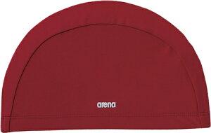 【ARENA】アリーナ FAR4918-RED ゆったりテキスタイルキャップ [レッド] 【水泳/競泳/帽子/水泳キャップ/スイミングキャップ/水泳帽】 【RCP】