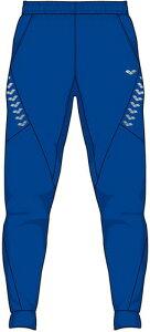 ■送料無料■【ARENA】アリーナ AMUQJG20-BLU スウェットジョガーパンツ[ブルー(BLU)] [ロングズボン/練習着/移動着/水泳/水球/競泳/部活動/クラブ活動]【RCP】
