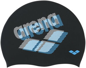 【ARENA】アリーナ FAR0902-BLK シリコンキャップ[ブラック(BLK)] [スイミングキャップ/帽子/水泳帽/練習/プラクティス/水泳/水球/競泳/部活動/クラブ活動]【RCP】
