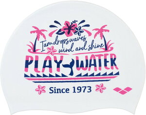 【ARENA】アリーナ FAR0904-WHT シリコンキャップ[ホワイト(WHT)] [スイミングキャップ/帽子/水泳帽/練習/プラクティス/水泳/水球/競泳/部活動/クラブ活動]【RCP】