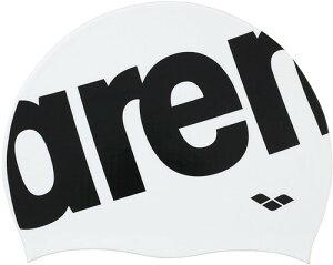 【ARENA】アリーナ FAR0905-WHT シリコンキャップ[ホワイト(WHT)] [スイミングキャップ/帽子/水泳帽/練習/プラクティス/水泳/水球/競泳/部活動/クラブ活動]【RCP】