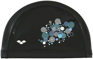 【ARENA】アリーナ FAR0908-BLK 2WAYシリコンキャップ[ブラック(BLK)] [スイミングキャップ/帽子/水泳帽/練習/プラクティス/水泳/水球/競泳/部活動/クラブ活動]【RCP】