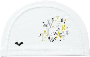 【ARENA】アリーナ FAR0910-WHT 2WAYシリコンキャップ[ホワイト(WHT)] [スイミングキャップ/帽子/水泳帽/練習/プラクティス/水泳/水球/競泳/部活動/クラブ活動]【RCP】