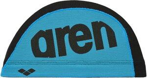 【ARENA】アリーナ FAR0912-BLBU メッシュキャップ[ブラック/ブルー(BLBU)] [スイミングキャップ/帽子/水泳帽/練習/プラクティス/水泳/水球/競泳/部活動/クラブ活動]【RCP】
