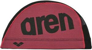 【ARENA】アリーナ FAR0912-BLPK メッシュキャップ[ブラック/ピンク(BLPK)] [スイミングキャップ/帽子/水泳帽/練習/プラクティス/水泳/水球/競泳/部活動/クラブ活動]【RCP】