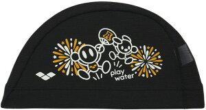 【ARENA】アリーナ FAR0915-BLK メッシュキャップ[ブラック(BLK)] [スイミングキャップ/帽子/水泳帽/練習/プラクティス/水泳/水球/競泳/部活動/クラブ活動]【RCP】