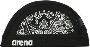 【ARENA】アリーナ FAR0918-BLK メッシュキャップ[ブラック(BLK)] [スイミングキャップ/帽子/水泳帽/練習/プラクティス/水泳/水球/競泳/部活動/クラブ活動]【RCP】