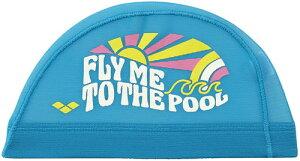 【ARENA】アリーナ FAR0919-CBLU メッシュキャップ[Cブルー(CBLU)] [スイミングキャップ/帽子/水泳帽/練習/プラクティス/水泳/水球/競泳/部活動/クラブ活動]【RCP】