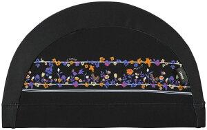【ARENA】アリーナ FAR0921-BLK テキスタイルキャップ[ブラック(BLK)] [スイミングキャップ/帽子/水泳帽/練習/プラクティス/水泳/水球/競泳/部活動/クラブ活動]【RCP】