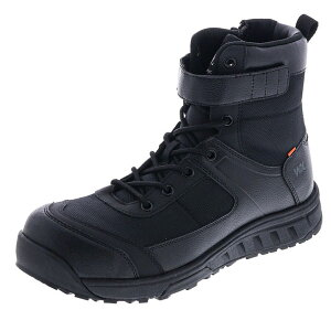 ■送料無料■【asics】アシックス商事 WX-0009-008TEXCY WX(テクシーワークス)[ブラック]ソフト ライト フレキシブル / ワークシューズプロテクティブスニーカー/普通作業用/3E/防水/消臭/安全靴