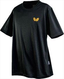 【Butterfly】バタフライ 45230-278 卓球Tシャツ ウィンロゴ・Tシャツ [ブラック] 【卓球用品】トレーニングシャツ/卓球ユニフォーム/卓球/ユニホーム【RCP】